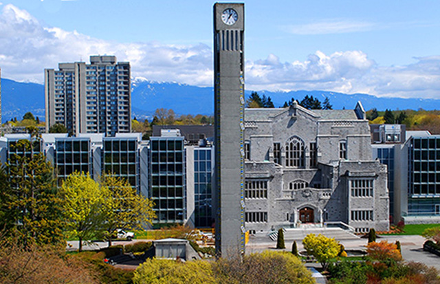 Department of Asian Studies, University of British Columbia